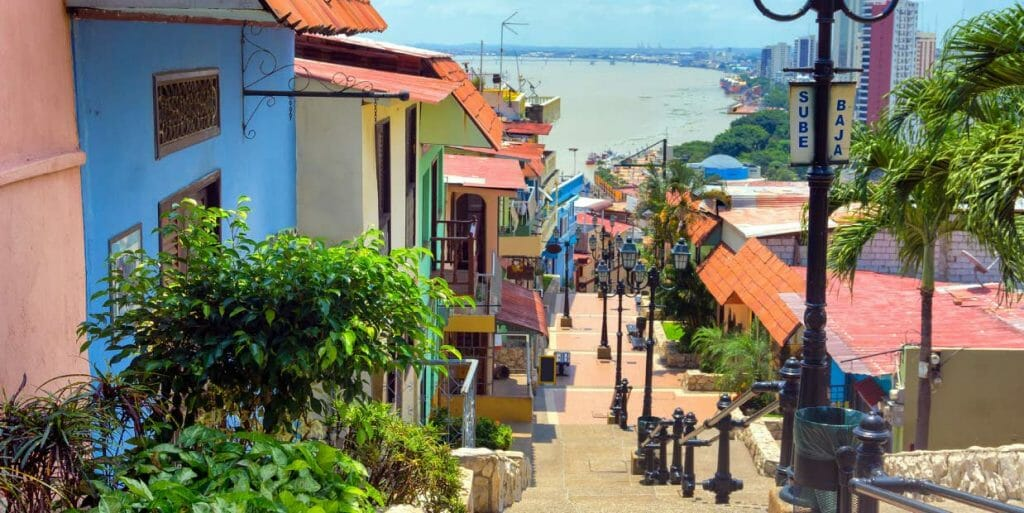 What to do in Guayaquil on a Free Day (for John to check)