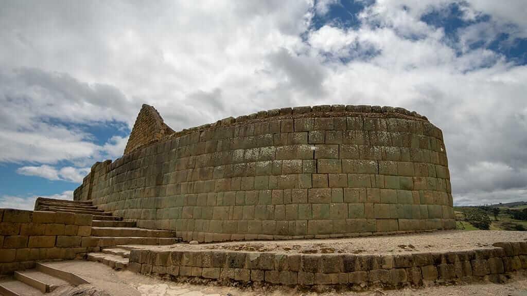Ingapirca Inca Ruins, Ecuador