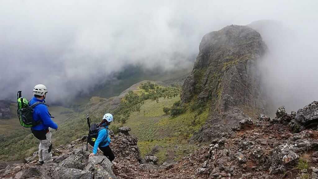 Chimborazo Ecuador: The tallest mountain in the world?