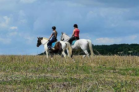two-girls-doing-horseback-riding-at-the-cloudforest