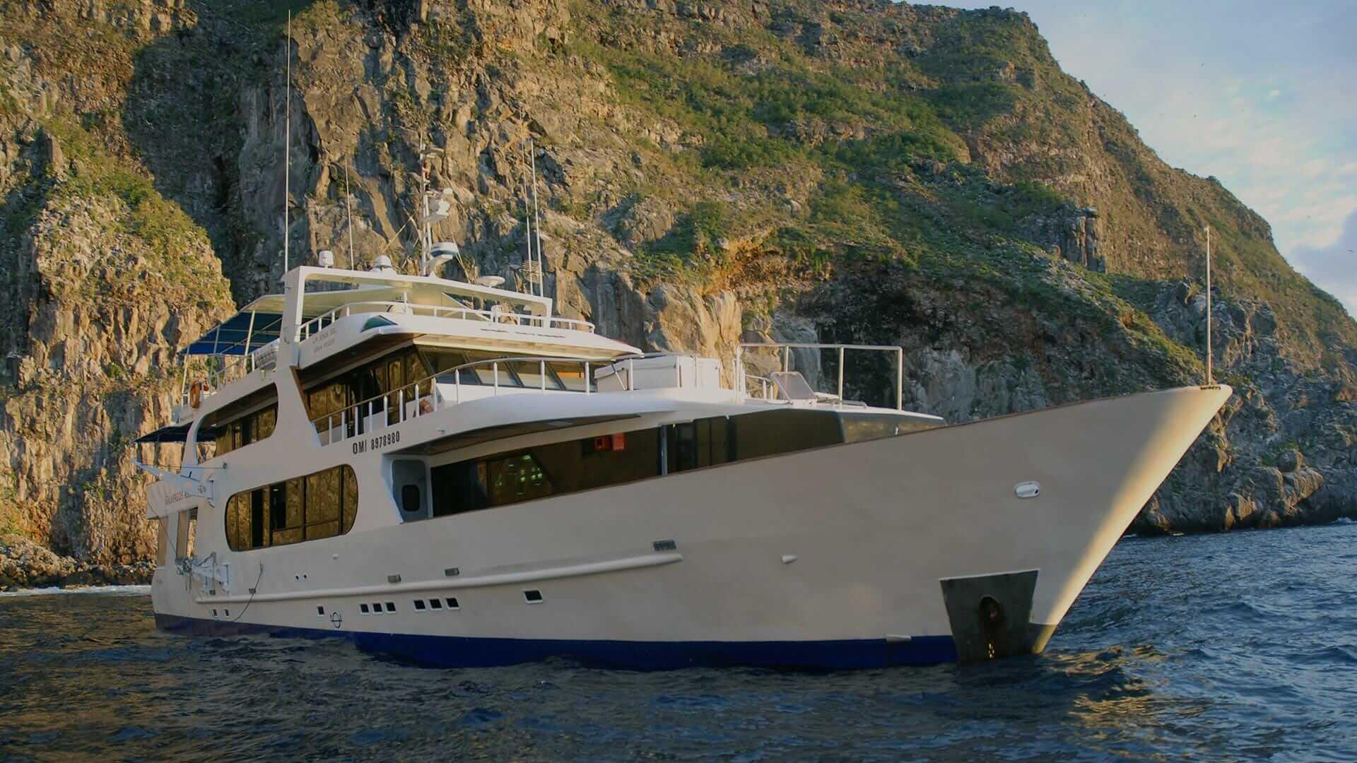 Galapagos Aggressor Dive Yacht