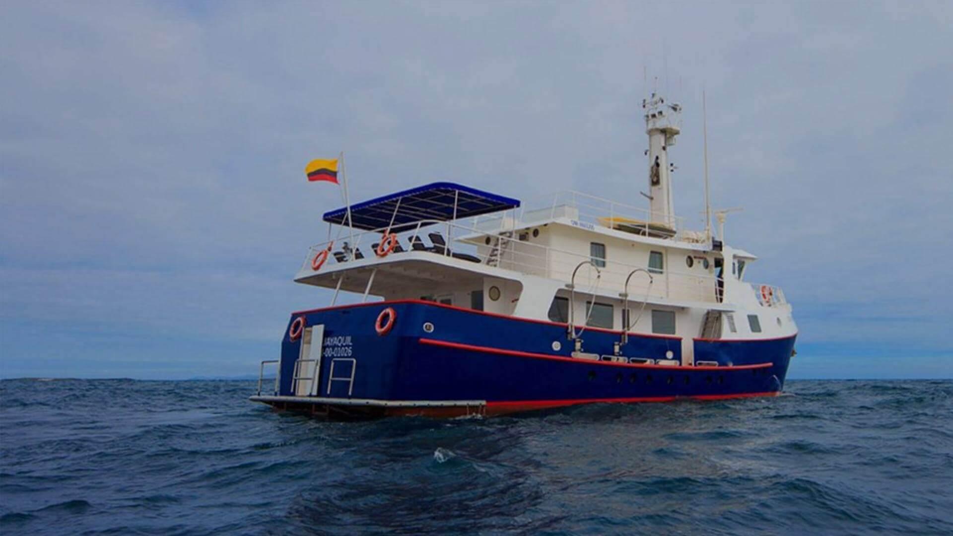 Cachalote Yacht