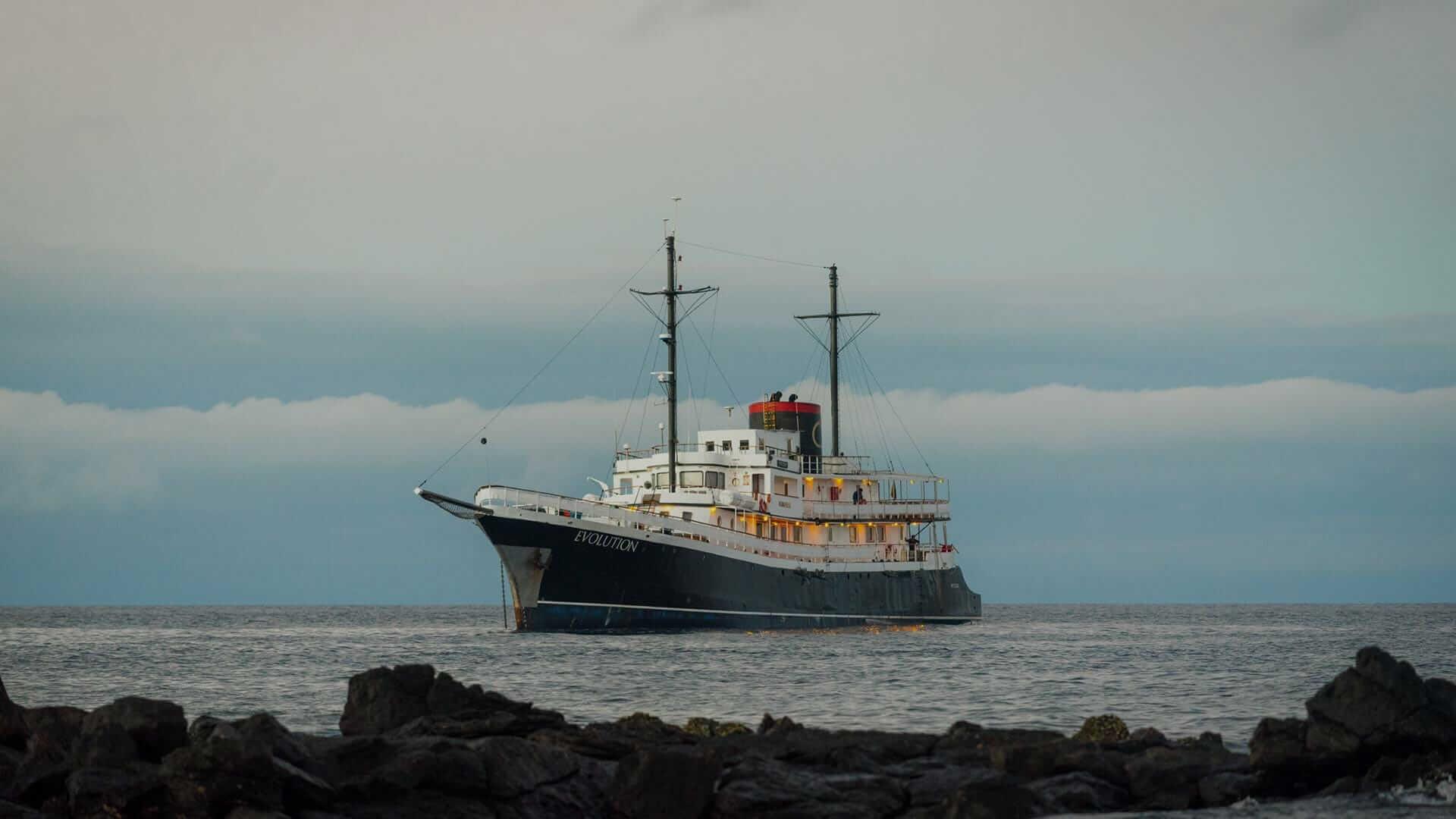 Evolution Cruise Ship> <img class=