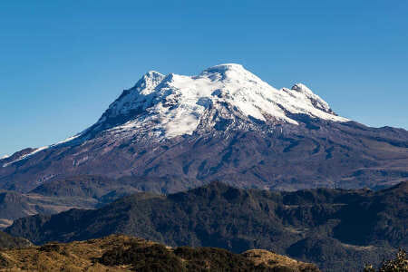 banner ecuador antisana volcano birding tour