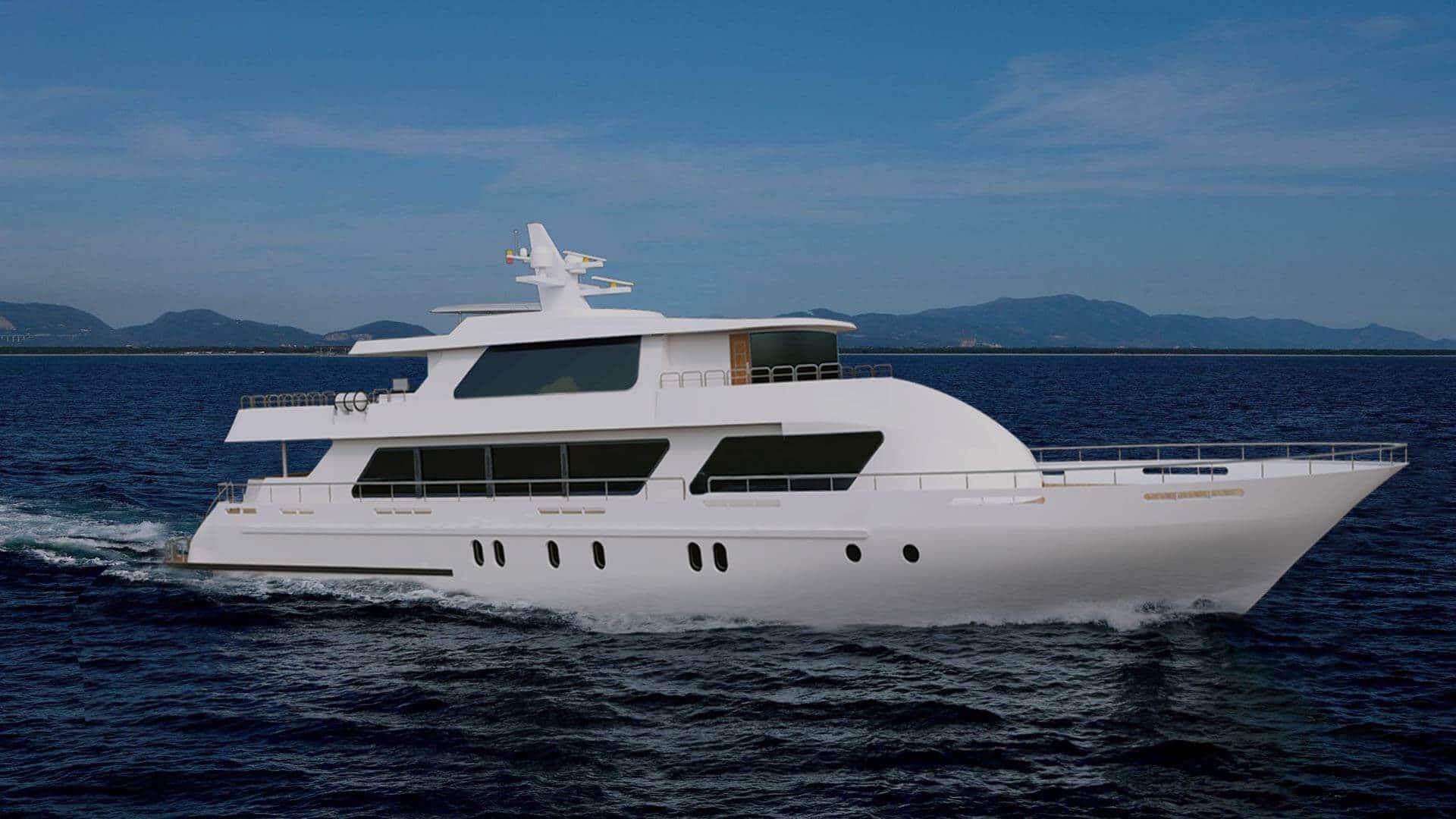 Grand Daphne Yacht