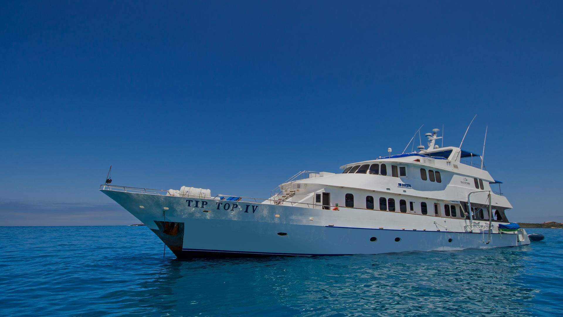 Tip Top IV Yacht