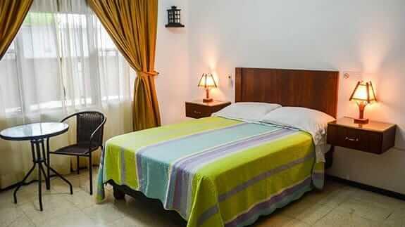 double room at hotel el escalon guayaquil