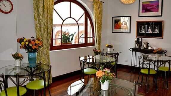 hotel casa foch restaurant breakfast area