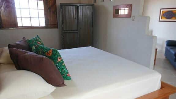 double room hotel casa iguana mar y sol galapagos