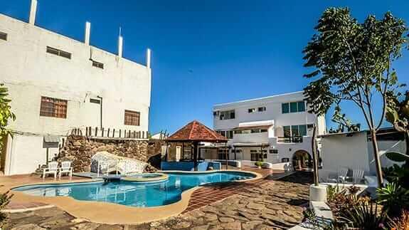 Hotel Casa Opuntia, baquerizo moreno, Galapagos – outdoor swimming pool