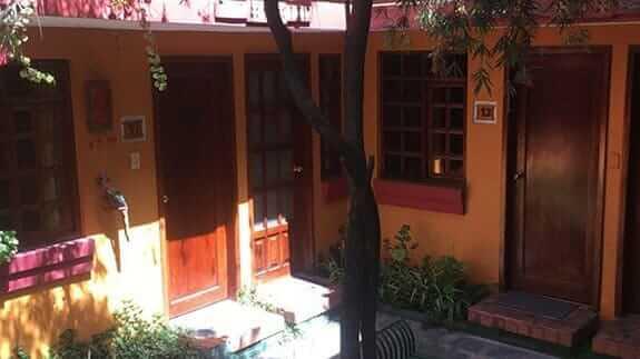room entrances casa sol hotel quito ecuador