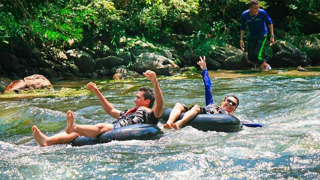 river tubing in colombia