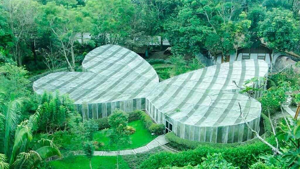 colarca botanical garden colombia