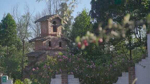 hacienda la jimenita hotel chimney