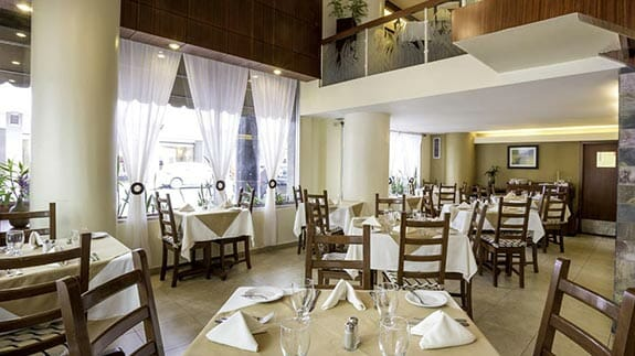 hotel palace guayaquil breakfast restaurant