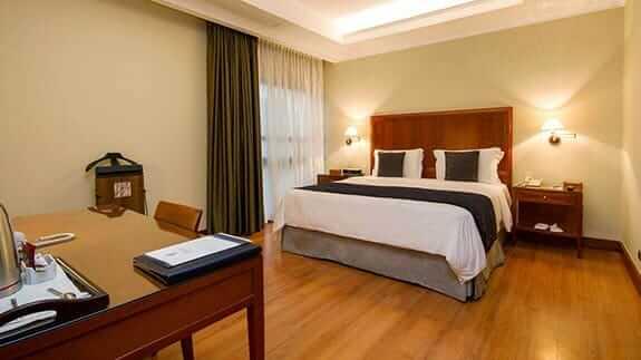 oro verde hotel guayaquil - doube bedroom