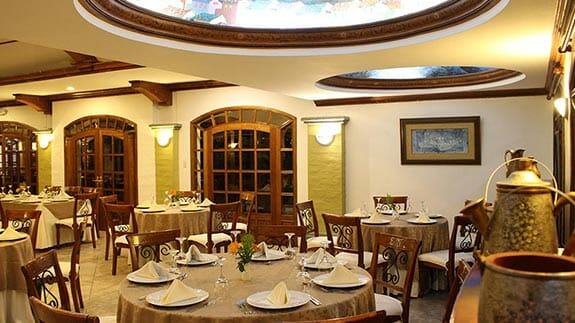 rincon de puembo restaurant