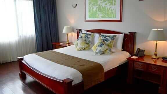 Royal Palm Hotel, Santa Cruz Highlands, Galapagos – double room