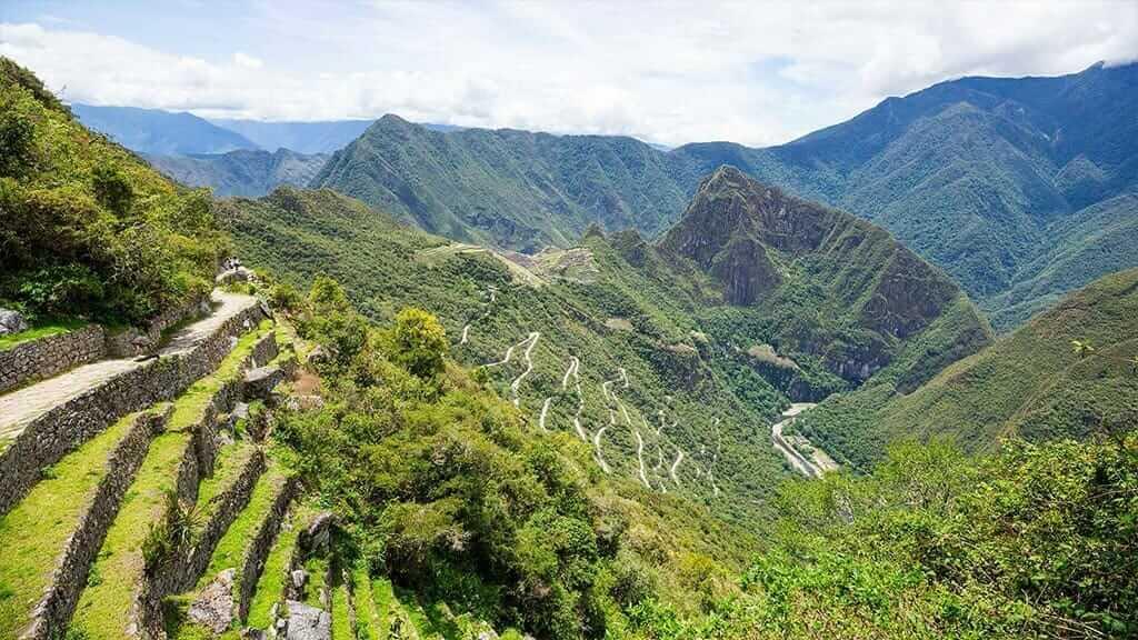 Salkantay Trek Ollaytambo Peru