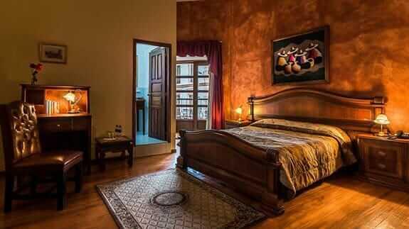 double room at hotel san francisco quito ecuador