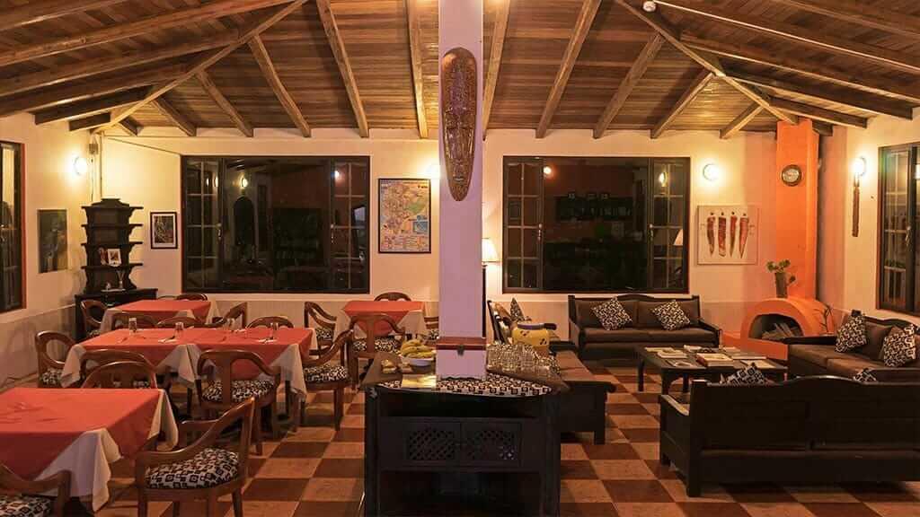 tandayapa lodge restaurant and lounge in ecuador's cloudforest