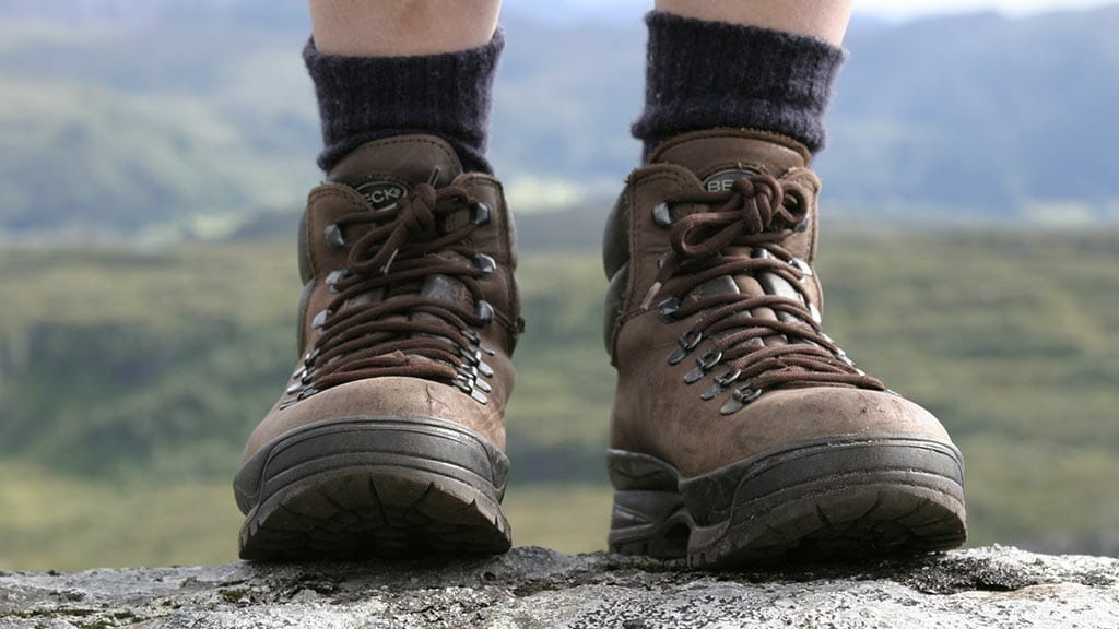 good hiking boots to tackle el altar hike