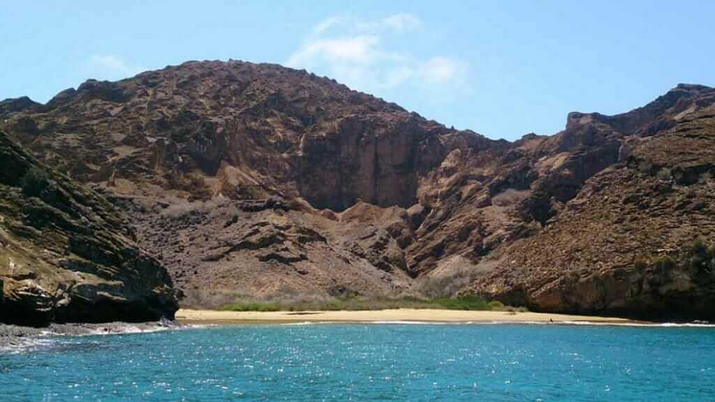 punta pitt landing at galapagos san cristobal