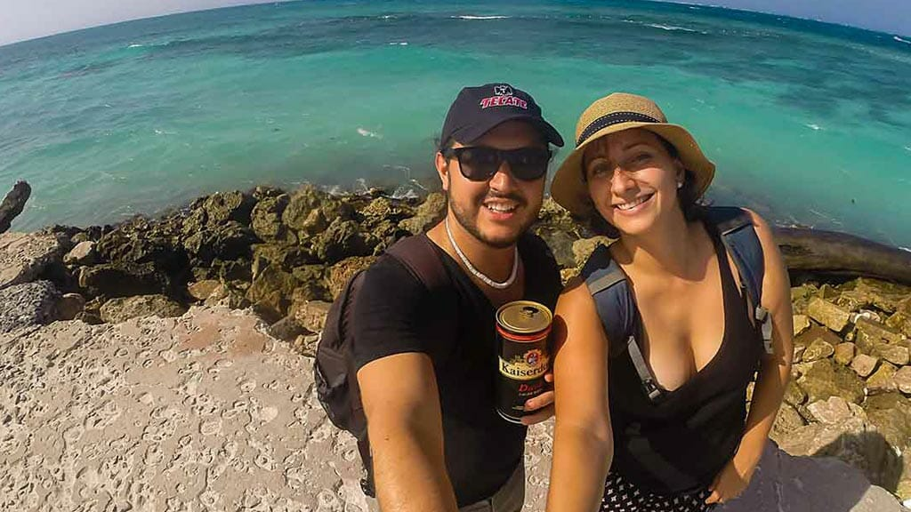 san andres islands in colombia is the perfect south america honeymoon destination