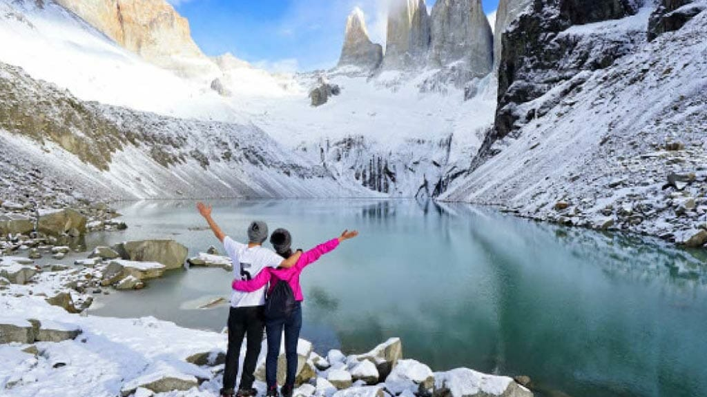 a cold weather honeymoon at torres del paine chile patagonia