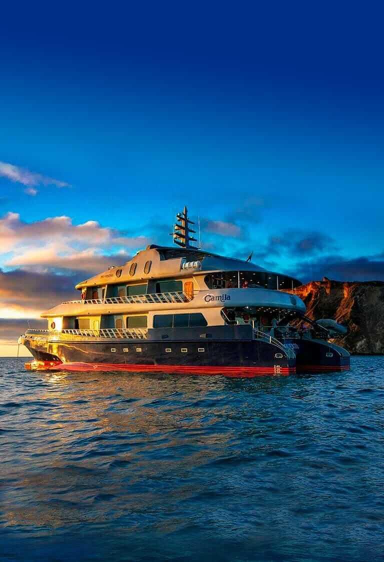 Calipso Yacht