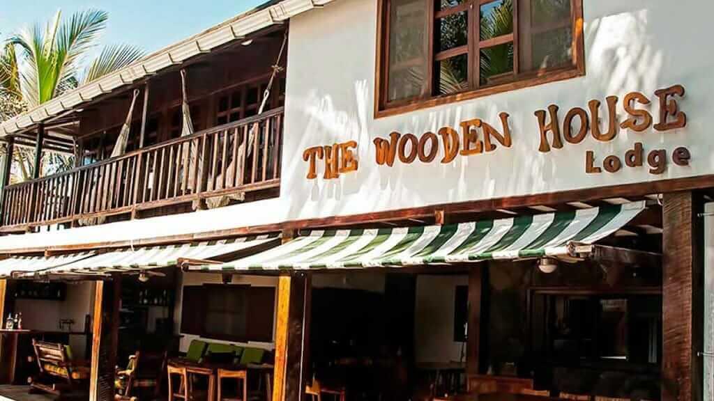 Wooden House Hotel, Puerto Villamil, Isabela, Galapagos - hotel facade