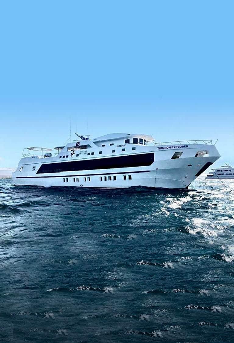Tiburon Explorer Dive Yacht
