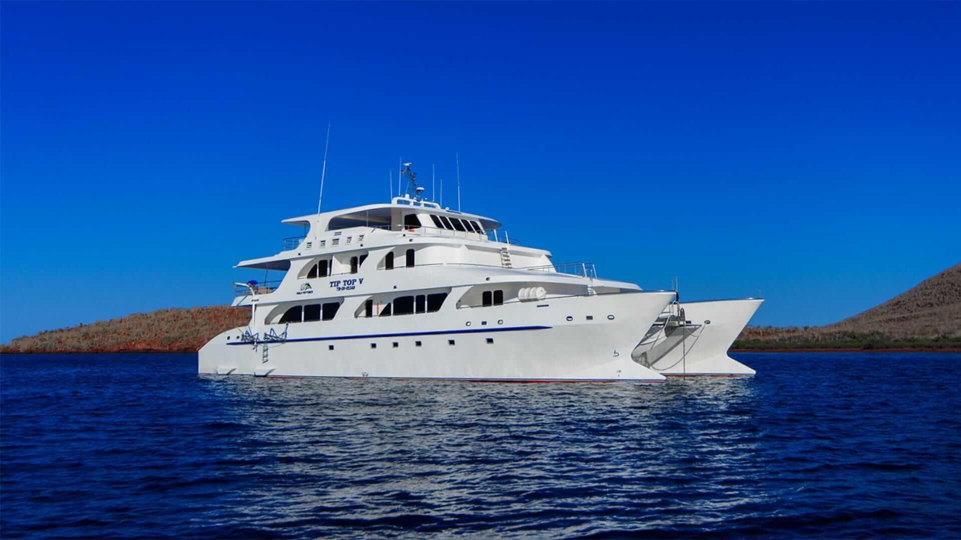 Tip Top V Catamaran