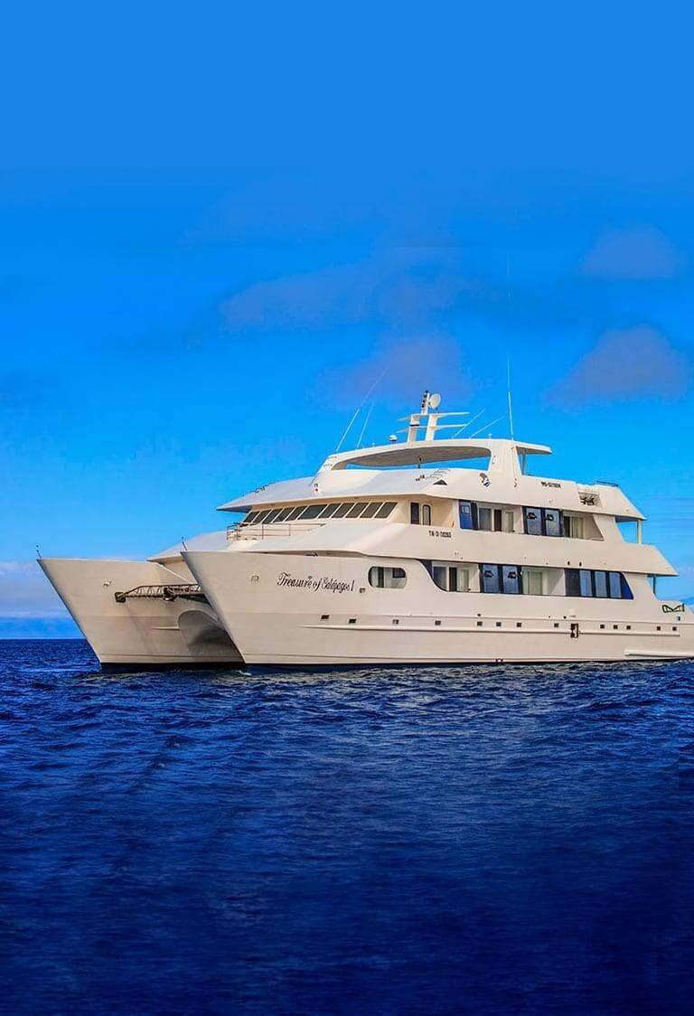 Treasure of Galapagos Catamaran