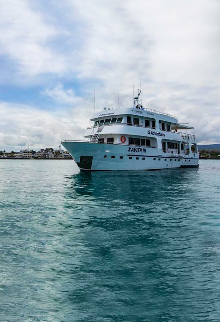 Xavier Yacht