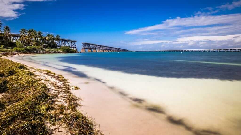 florida usa beach for snorkeling