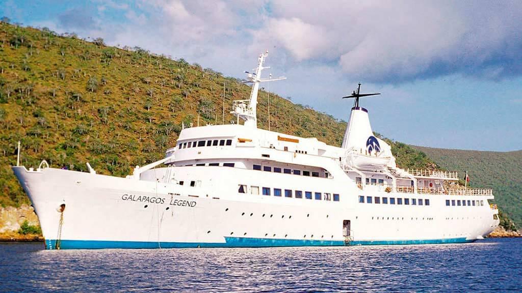 galapagos legend cruise ship galapagos islands