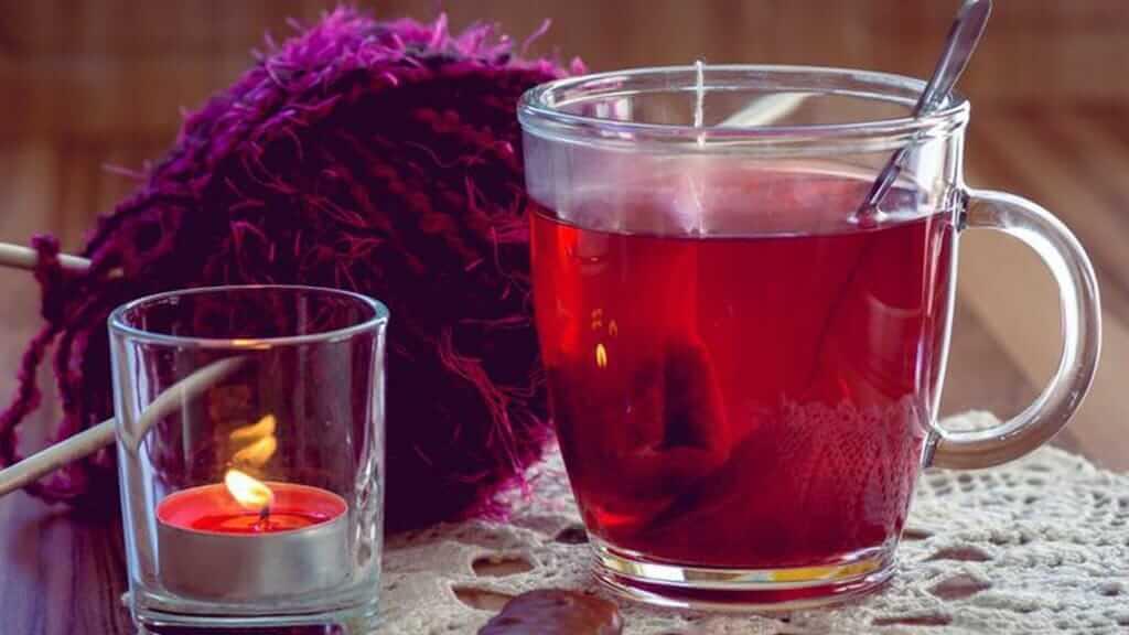 horchata tea in ecuador
