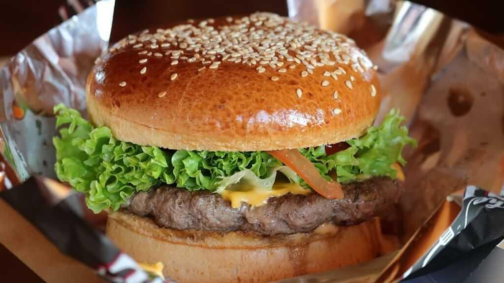 burger from hot dogs de la gonzalez suarez quito