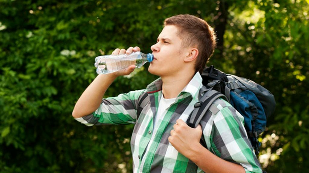 stay hydrated to avoid altitude sickness at quito elevation