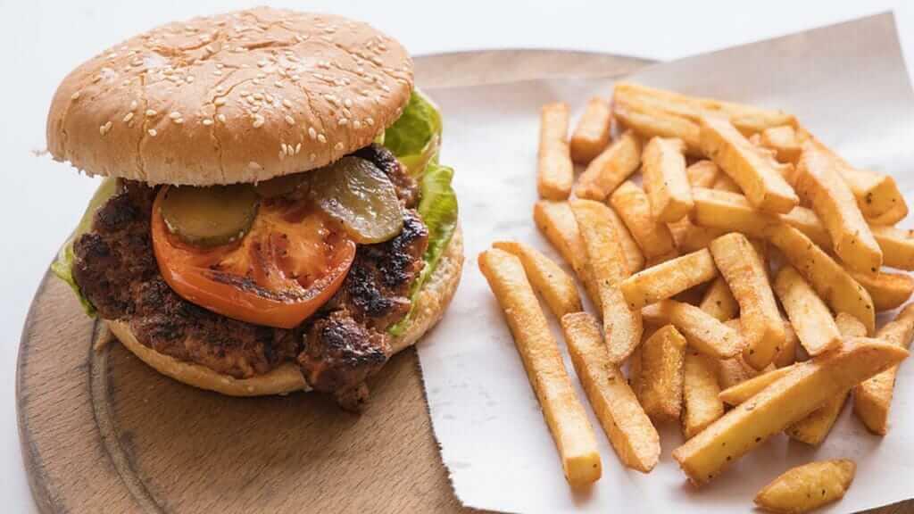 kings cross hamburger quito
