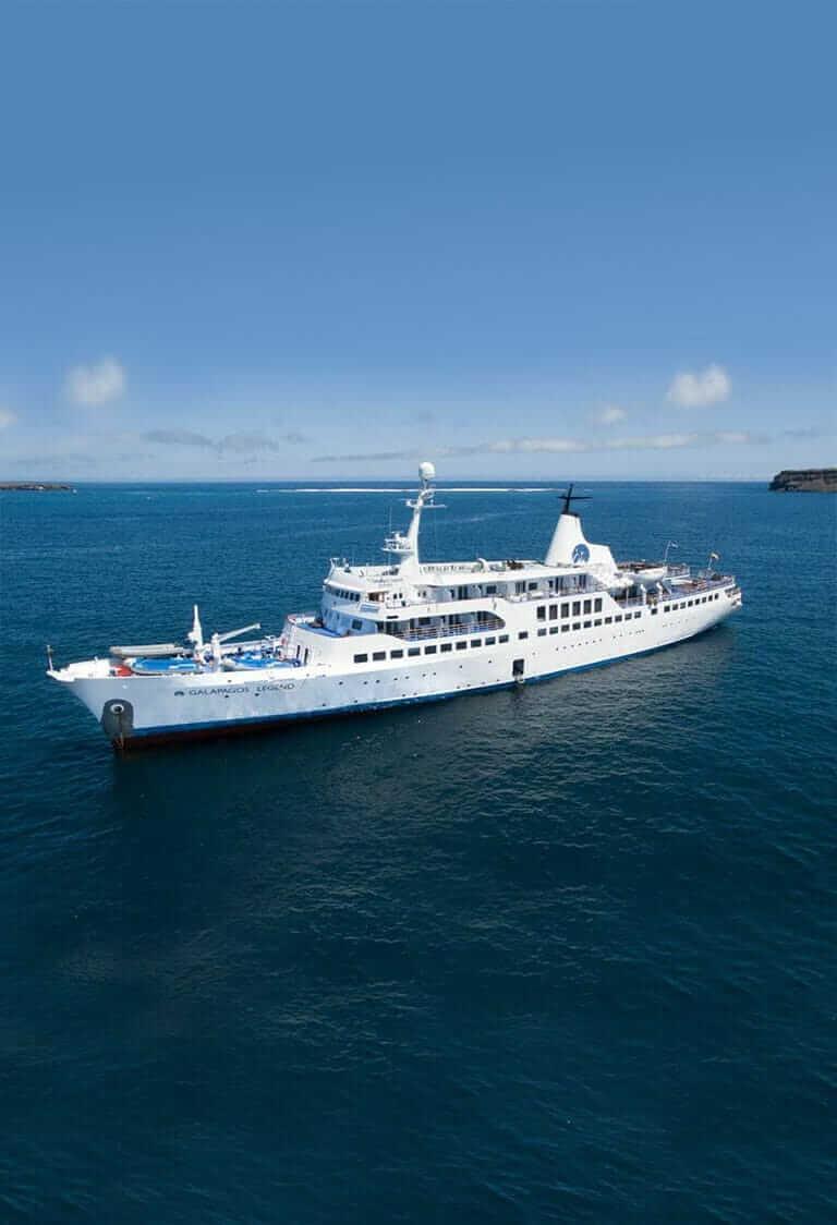 Galapagos Legend Cruise Ship