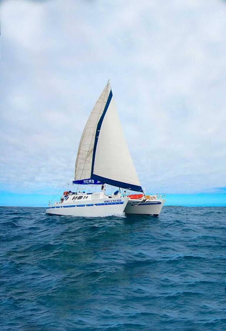 Nemo II Catamaran