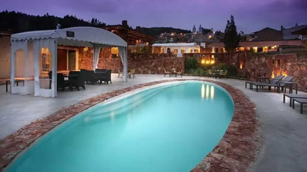 piedra de agua hot springs & spa in cuenca ecuador