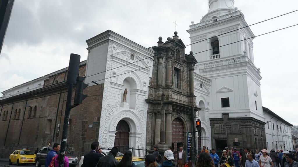 Ensamble la Sambuca-Church of San Augustin