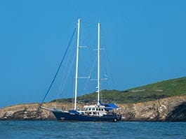 galapagos getaway on the beagle yacht