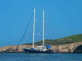 galapagos getaway on the beagle yacht