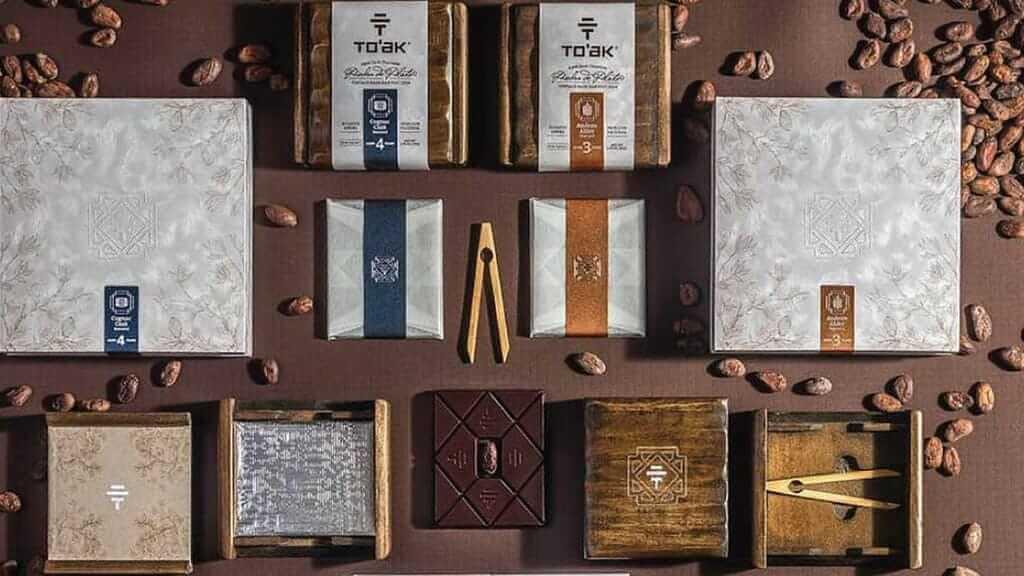 toak fine Chocolate ecuador