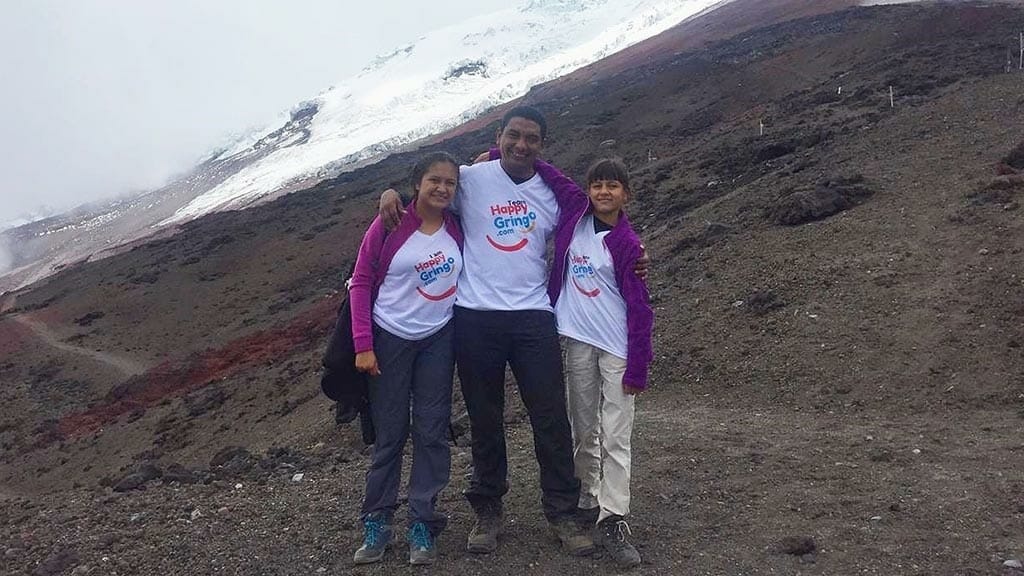 traveling with kids ecuador cotopaxi volcano