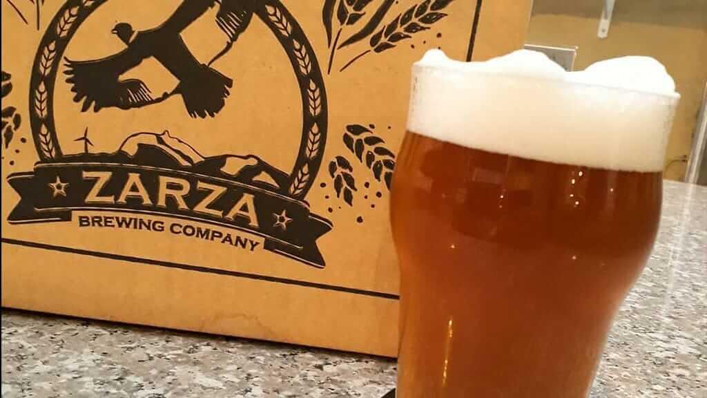 zarza cuenca craft beer ecuador